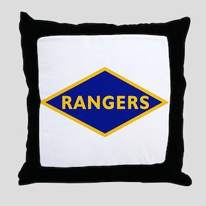 Ranger Battalions (Obsolete) Throw Pillow