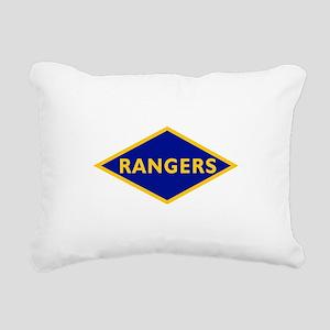 Ranger Battalions (Obsol Rectangular Canvas Pillow