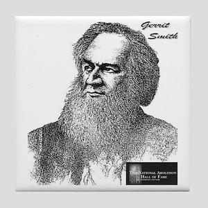 Gerrit Smith Tile Coaster
