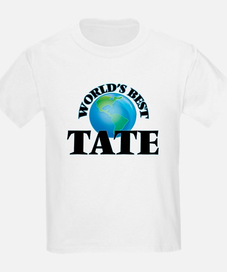 World's Best Tate T-Shirt