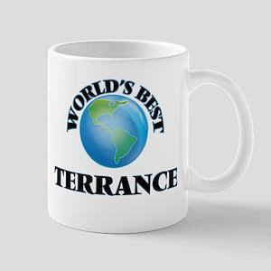 World's Best Terrance Mugs