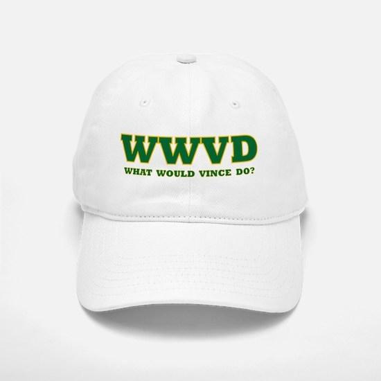 WWVD? Baseball Baseball Cap