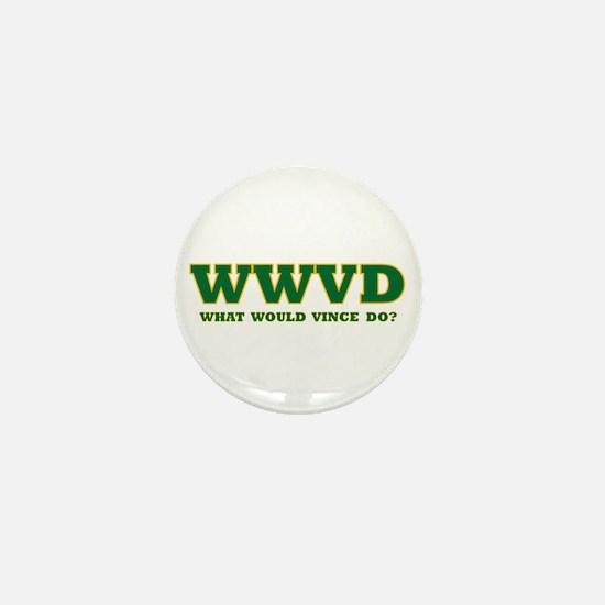 WWVD? Mini Button