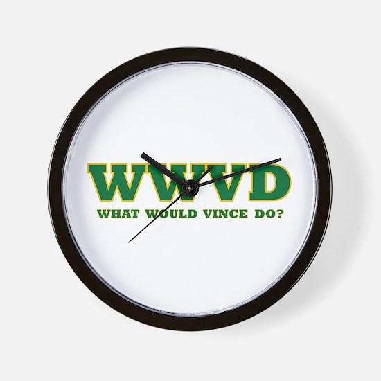 WWVD? Wall Clock