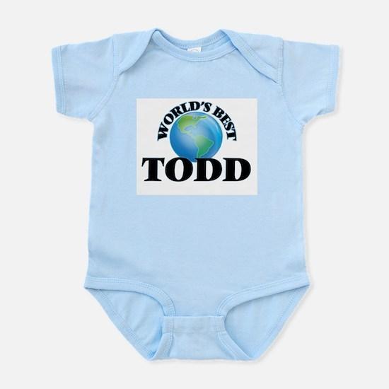 World's Best Todd Body Suit