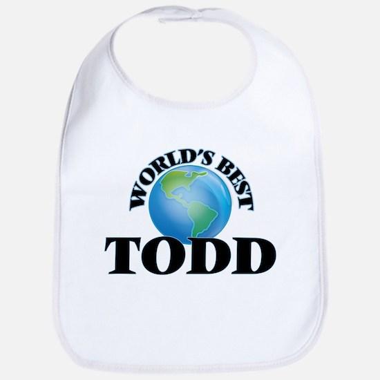 World's Best Todd Bib