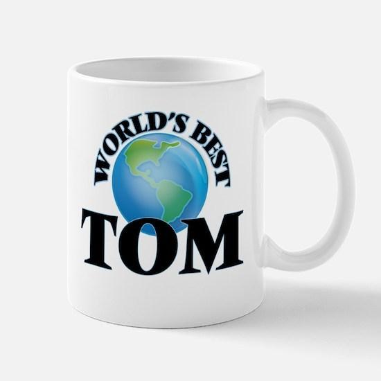 World's Best Tom Mugs