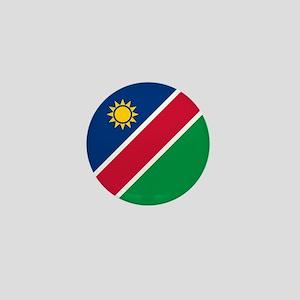 Namibia Flag Mini Button