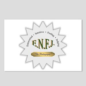 ENFJ Postcards (Package of 8)