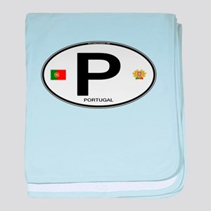 p-oval-2 baby blanket