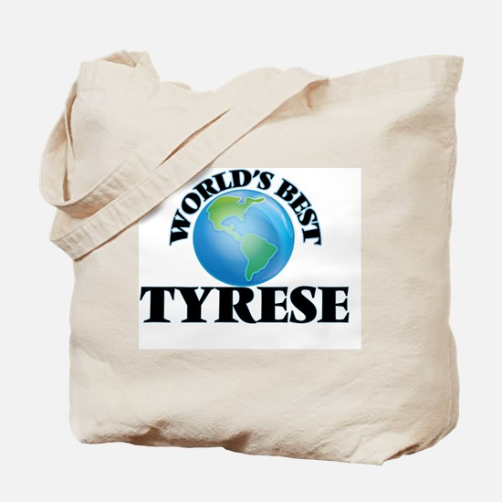 World's Best Tyrese Tote Bag
