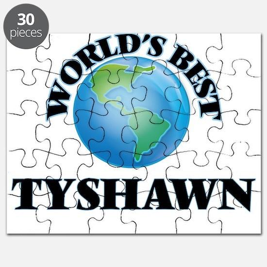 World's Best Tyshawn Puzzle