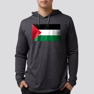 Palestinian Flag Long Sleeve T-Shirt
