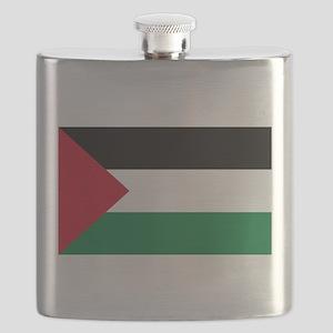 palestine-flag4000w Flask