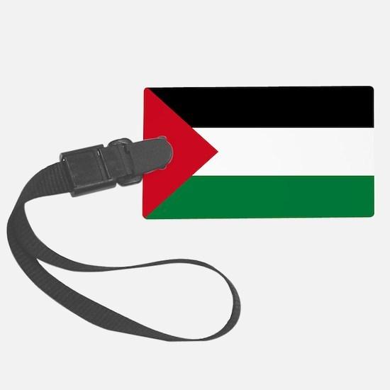 palestine-flag4000w.png Luggage Tag