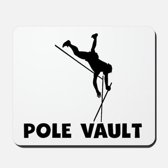 Pole Vault Mousepad