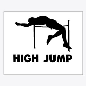 High Jump Posters
