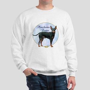 Manchester Potrait Sweatshirt