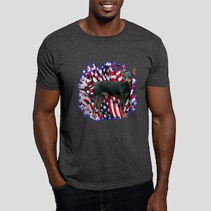 Manchester Patriotic Dark T-Shirt