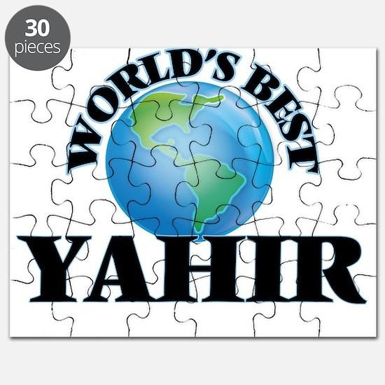 World's Best Yahir Puzzle
