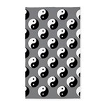 Yin Yang 3'x5' Area Rug