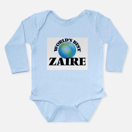 World's Best Zaire Body Suit