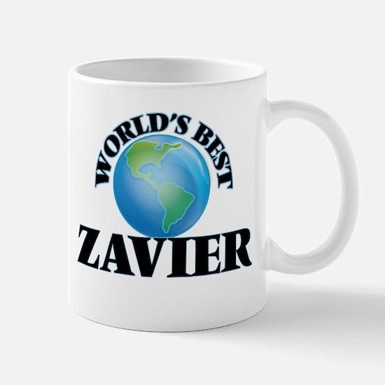 World's Best Zavier Mugs