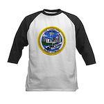 USS CHARLOTTE Kids Baseball Jersey