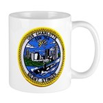 USS CHARLOTTE Mug