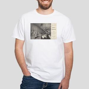 Price's Restaurant White T-Shirt