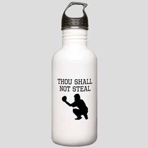 Thou Shall Not Steal Water Bottle