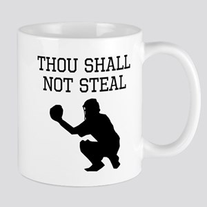 Thou Shall Not Steal Mugs