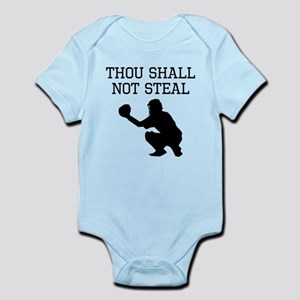Thou Shall Not Steal Body Suit