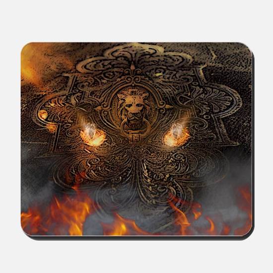 Keeper Of The Secret From Hell Mousepad