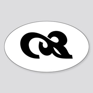 Mark of Eld Oval Sticker