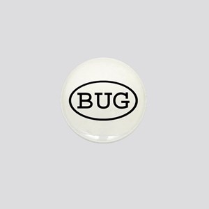 BUG Oval Mini Button