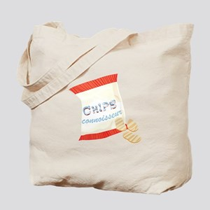 Chips Connisseur Tote Bag