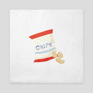 Chips Connisseur Queen Duvet