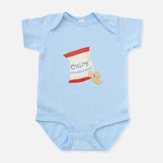 Chips Connisseur Body Suit