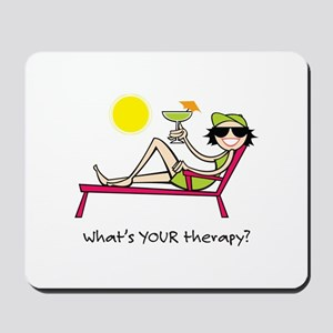 Sun Therapy Mousepad