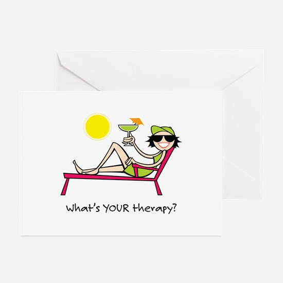 Sun Therapy Greeting Cards (Pk of 10)