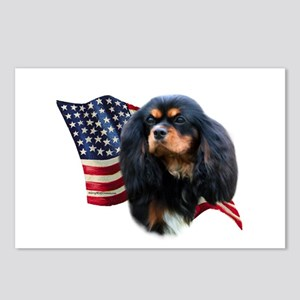 Cavalier Flag Postcards (Package of 8)