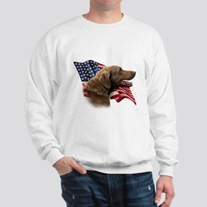 Chessie Flag Sweatshirt