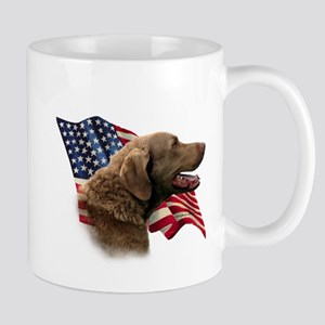 Chessie Flag Mug