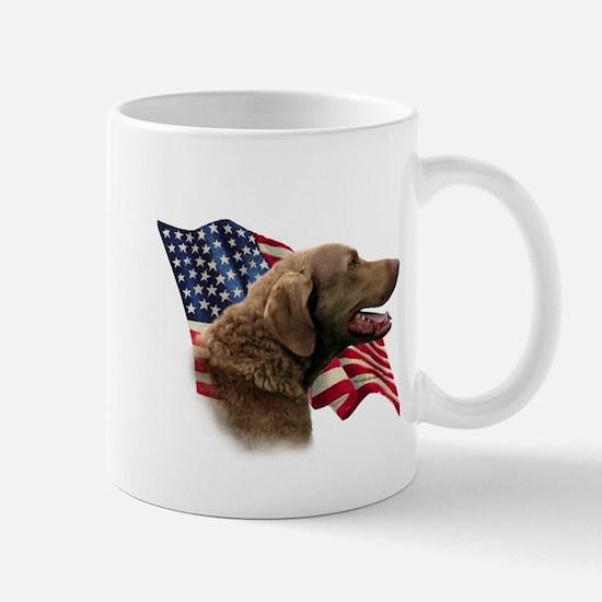 Chessie Flag Mug