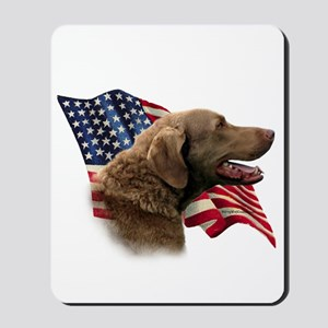 Chessie Flag Mousepad