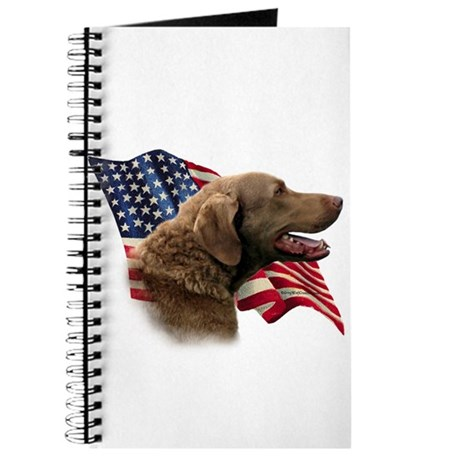 Chessie Flag Journal