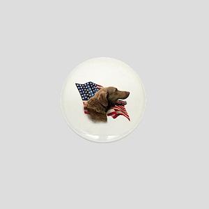 Chessie Flag Mini Button