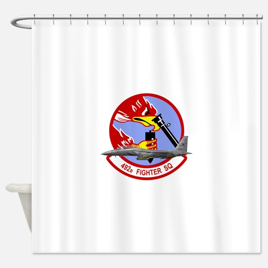 492fs_f15 Shower Curtain