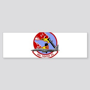 492fs_f15 Bumper Sticker